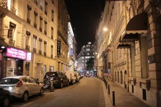 Paris at Night. pHoto by Hazie.