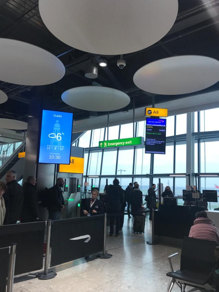 T5 Gate to Dublin