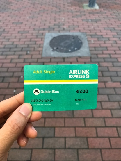 The Airlink Express Ticket