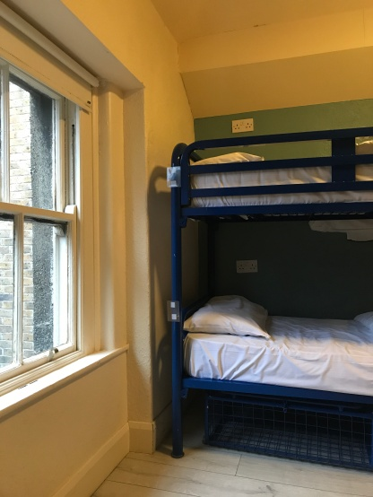The 6-Bed female dorm.