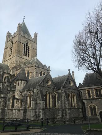 Gothic Church look like